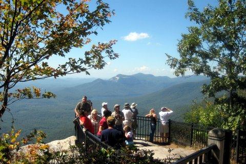 NC Mountain view