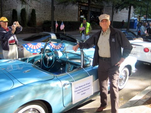 Vets' Day Parade 2012 - R Lee Ermey