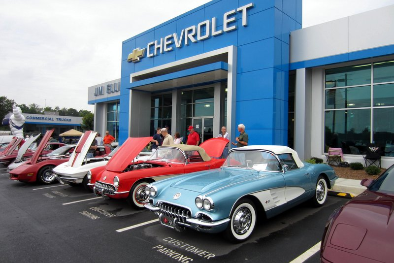 Jim Ellis Chevrolet >> Corvette Atlanta Since 1971 Save The Wave